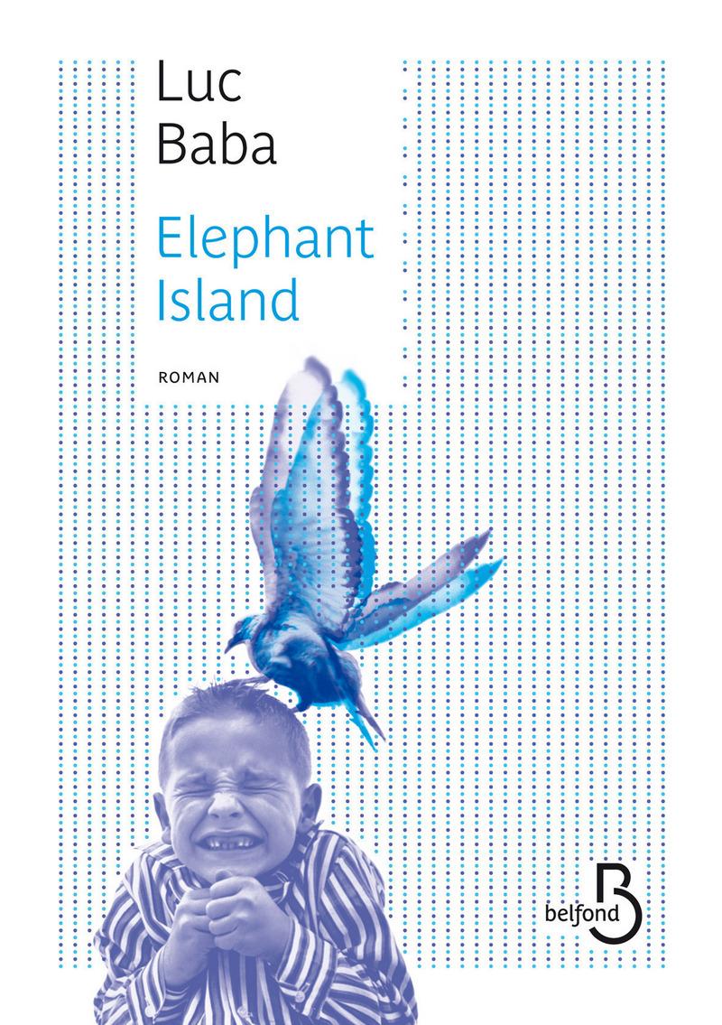 Couverture du livre Elephant Island