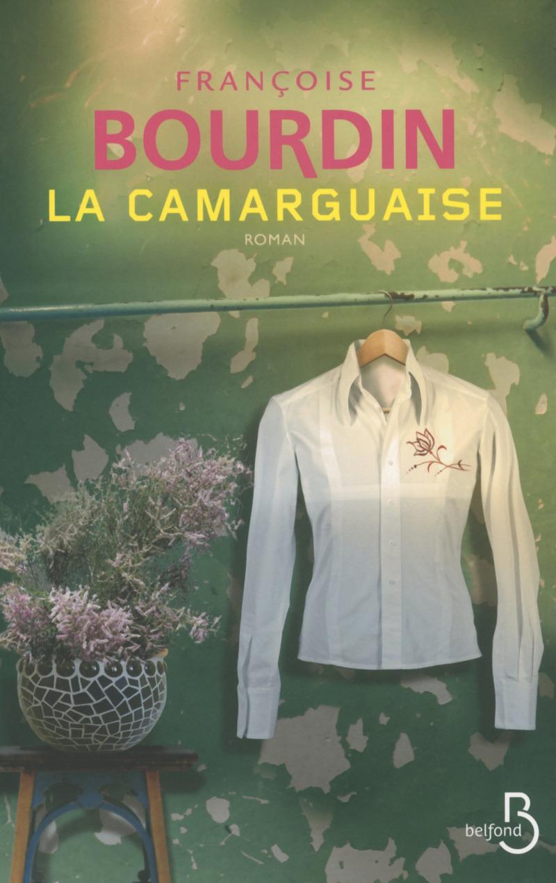 Couverture du livre La Camarguaise (N. éd.)