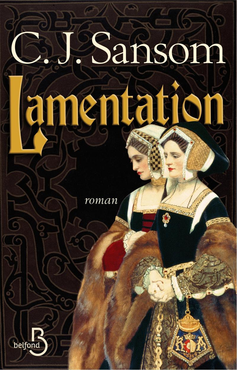Couverture de l'ouvrage Lamentation