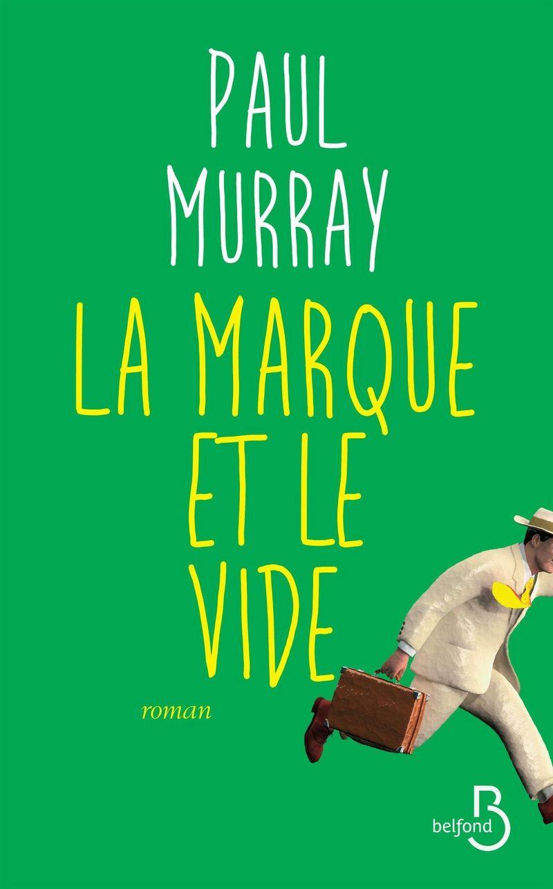 Couverture de l'ouvrage La Marque et le Vide