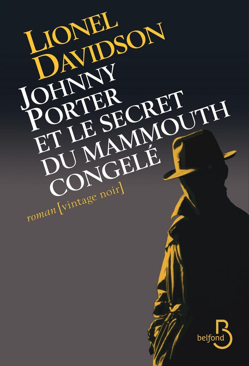 Image de l'article Johnny Porter et le secret du mammouth congelé