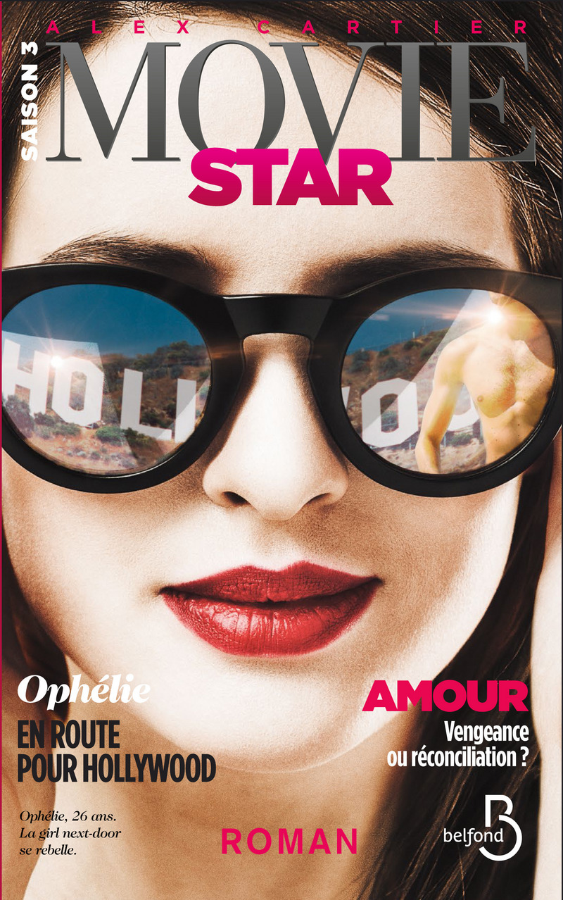 Couverture de l'ouvrage Movie Star 3