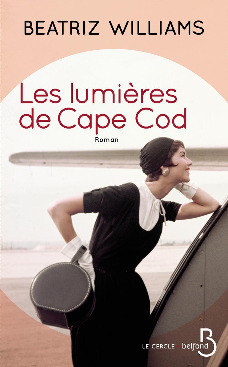 Couverture du livre Les Lumières de Cape Cod