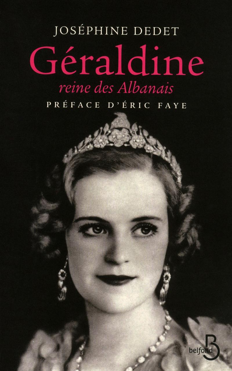 Couverture de l'ouvrage Géraldine, reine des Albanais (N. éd.)