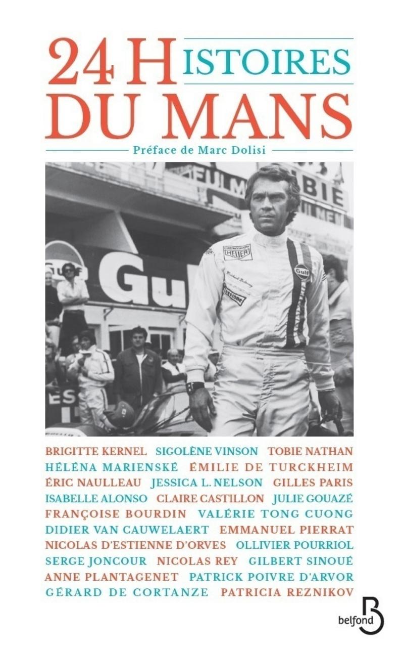 Couverture de l'ouvrage 24 Histoires du Mans