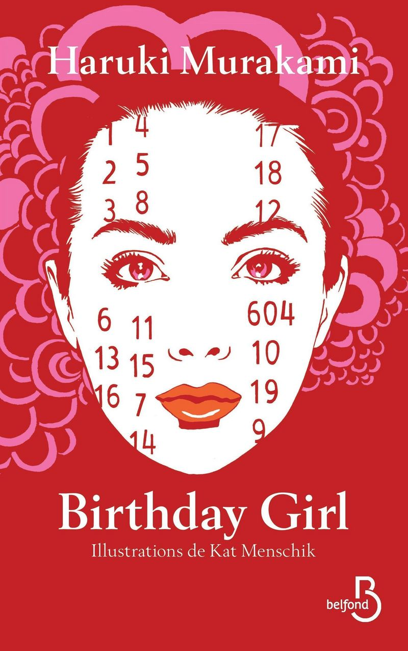 Couverture de l'ouvrage Birthday girl