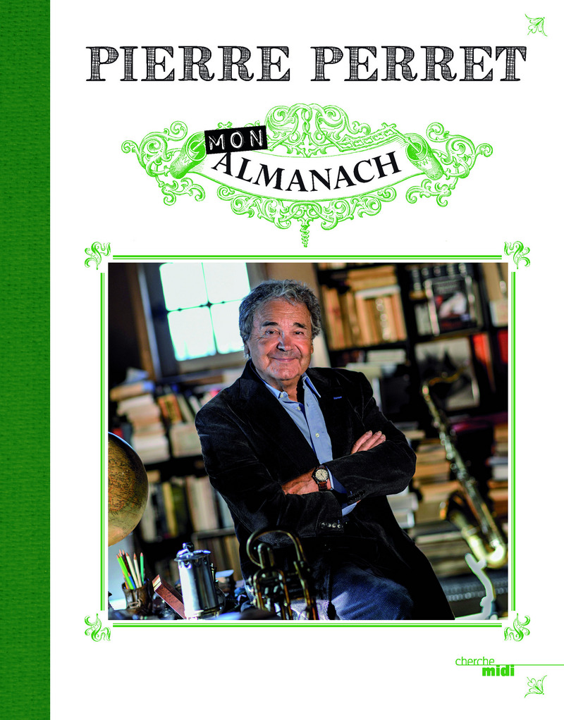 Mon Almanach - Pierre PERRET