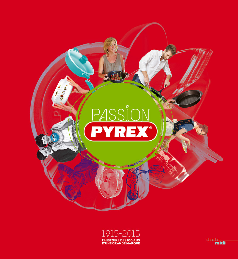 Passion Pyrex - COLLECTIF