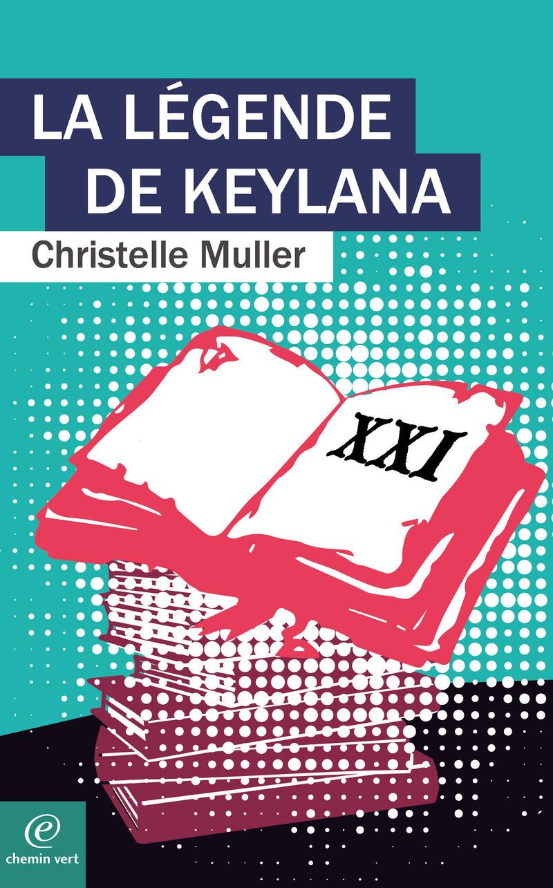 Christelle MULLER-LA LÉGENDE DE KEYLANA