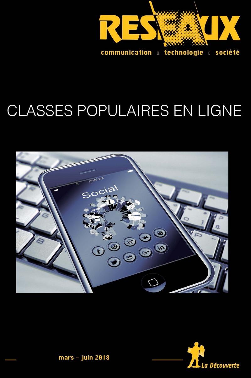 Classes populaires en ligne -  REVUE RÉSEAUX