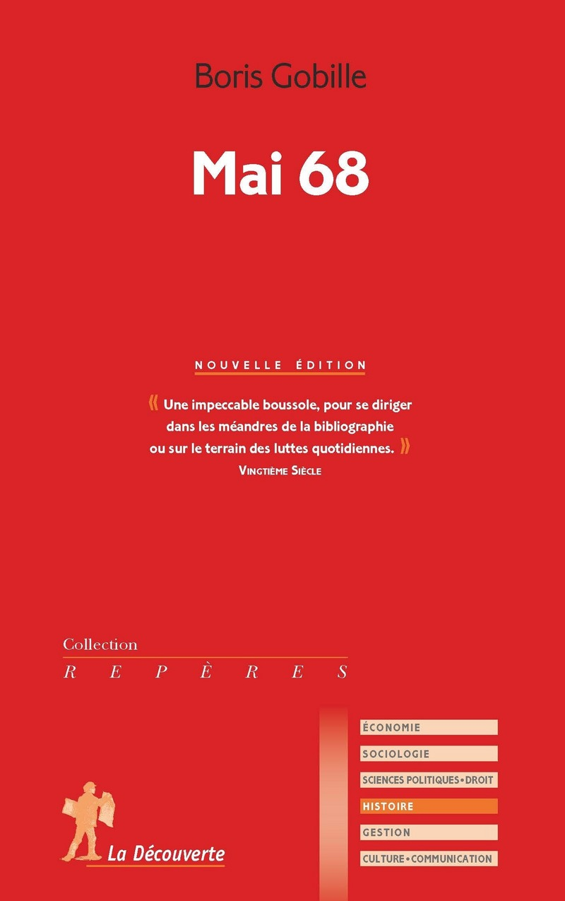 Mai 68 - Boris GOBILLE