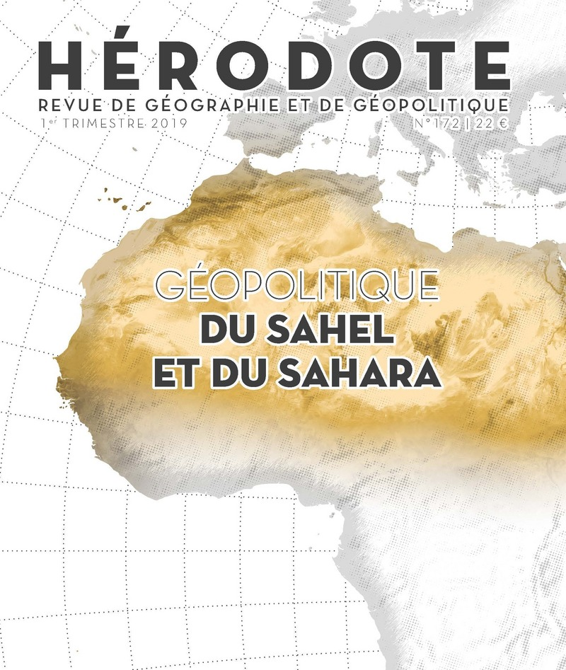 Géopolitique du Sahel et du Sahara -  REVUE HÉRODOTE