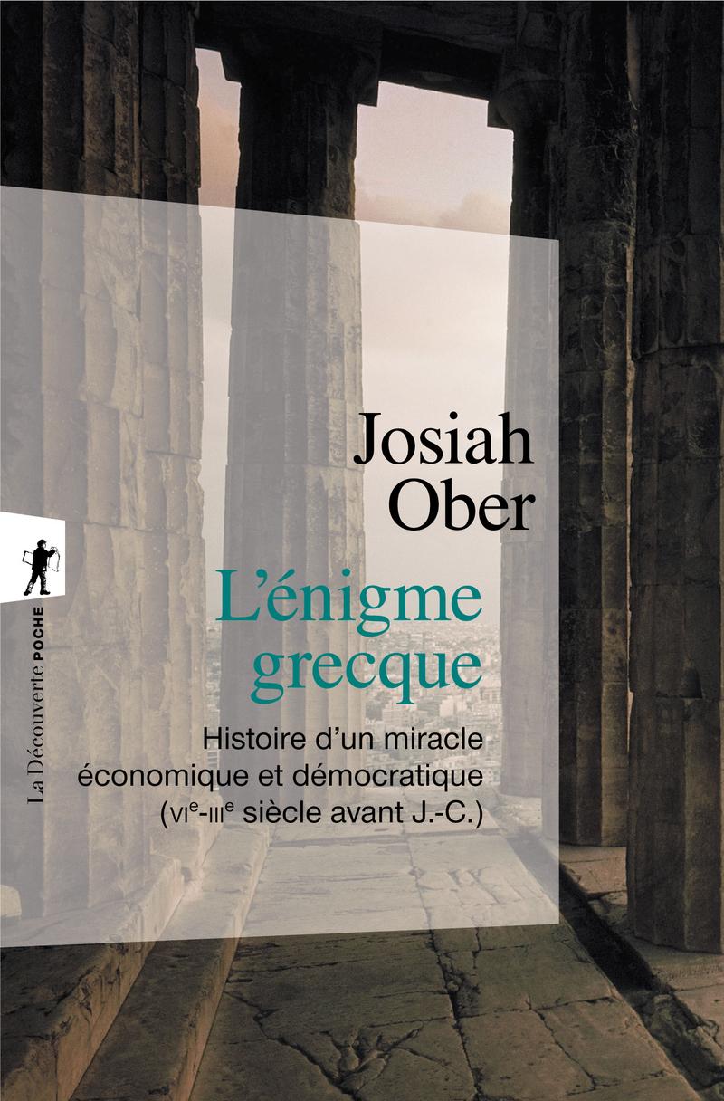 L'énigme grecque - Josiah OBER