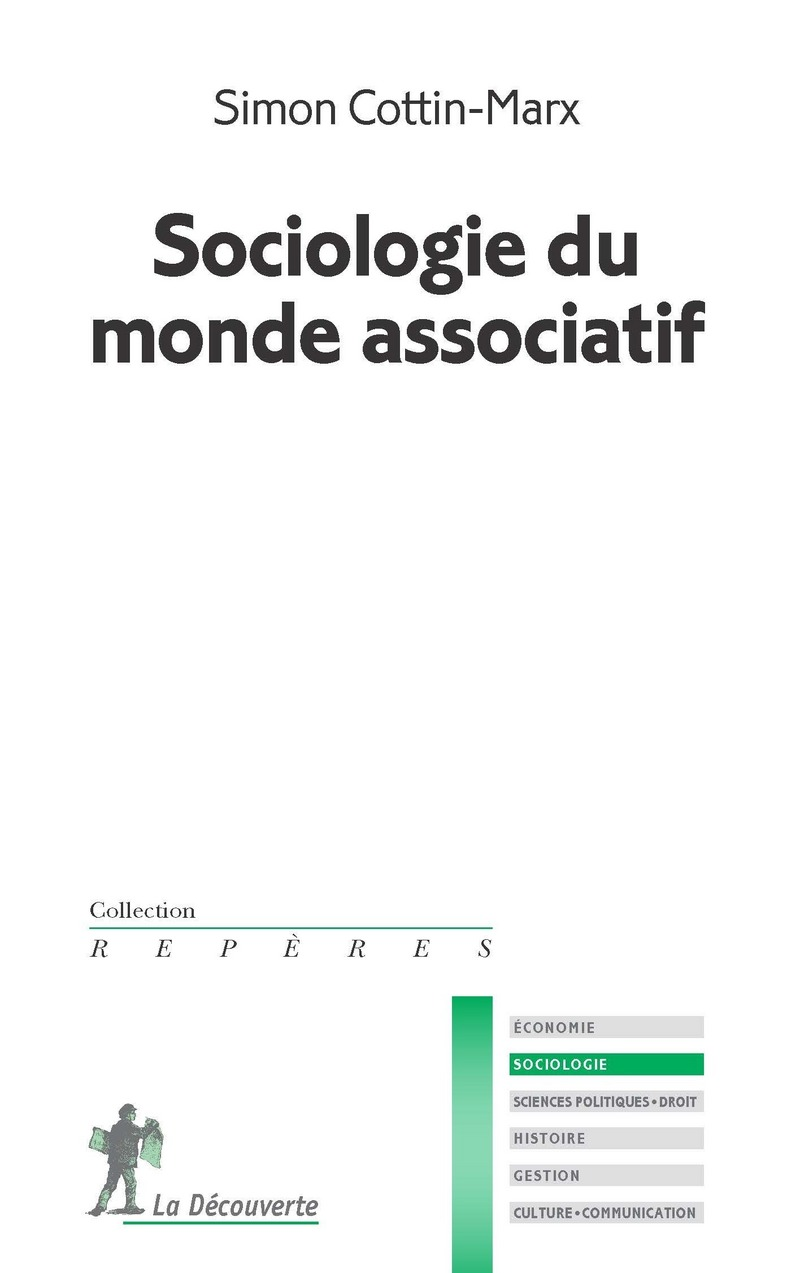 Sociologie du monde associatif - Simon COTTIN-MARX