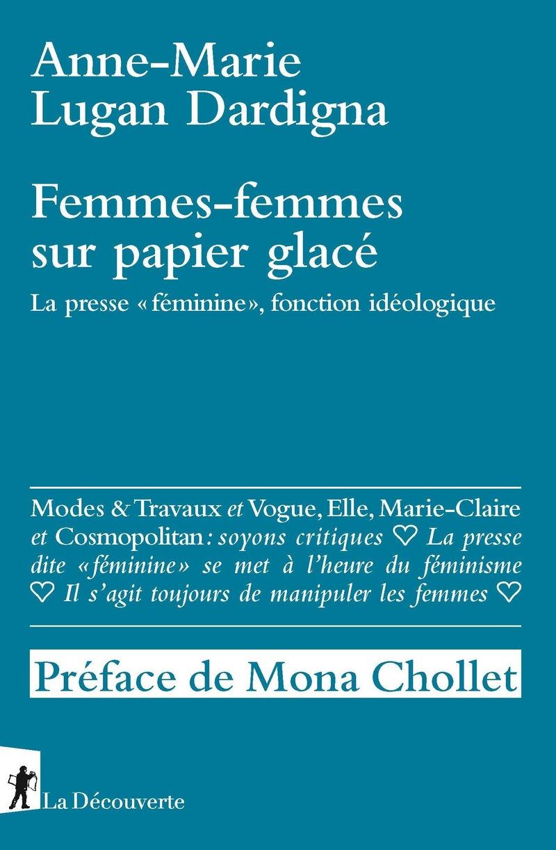 Femmes-femmes sur papier glacé