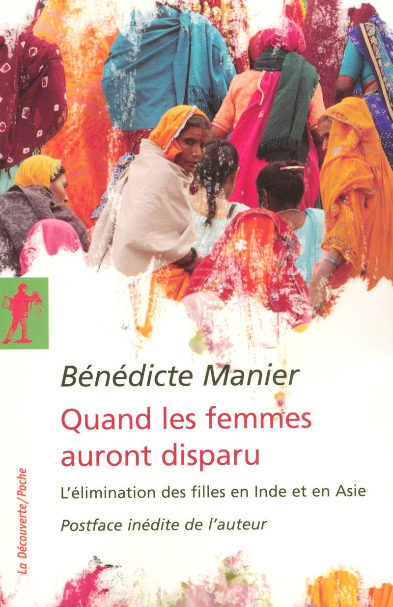 Quand les femmes auront disparu - Bénédicte MANIER