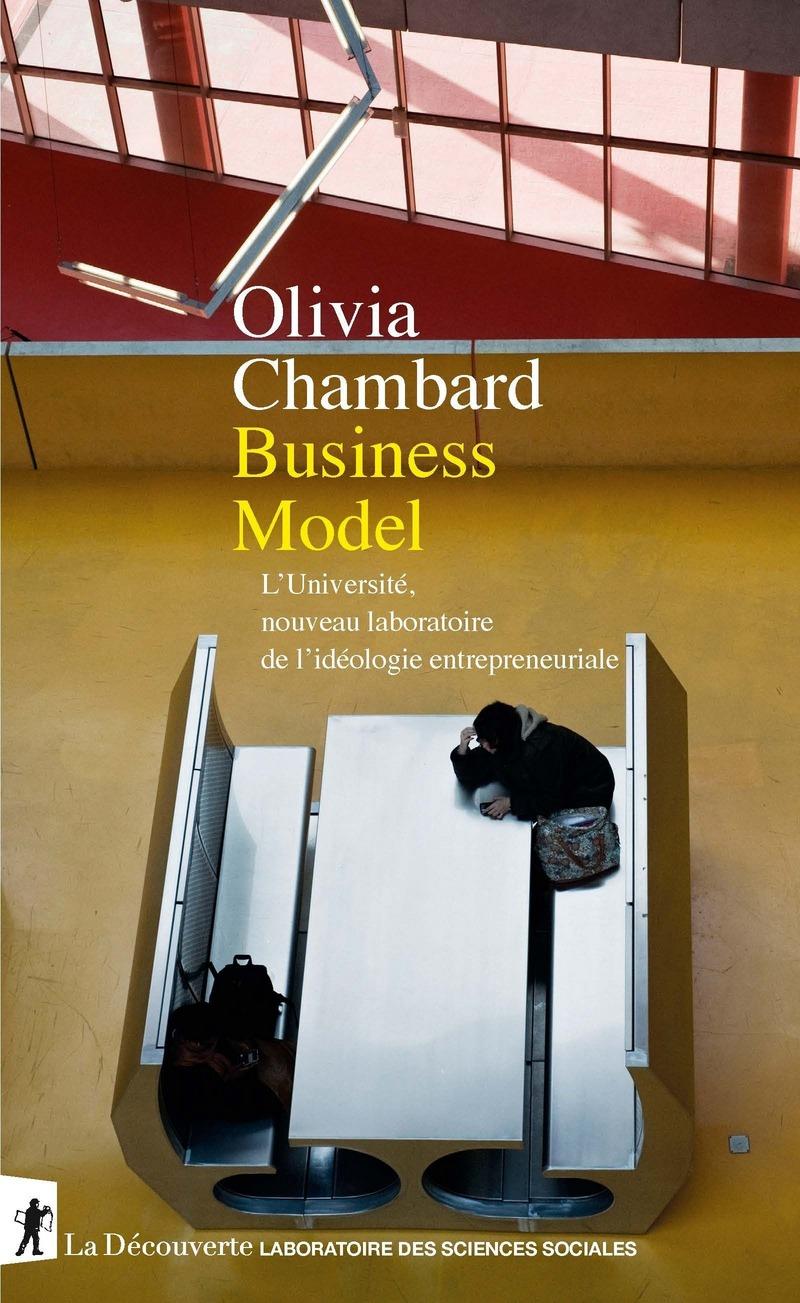 Business Model - Olivia CHAMBARD