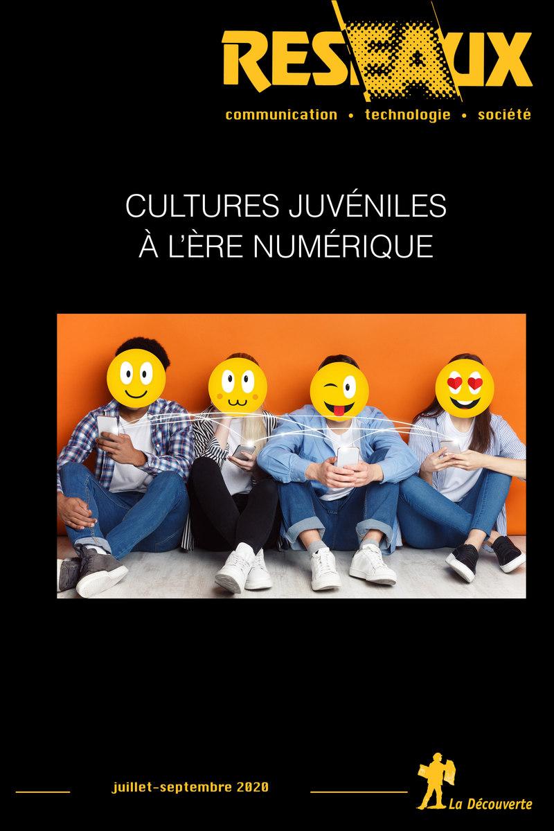 Cultures juvéniles à l'ère numérique -  REVUE RÉSEAUX