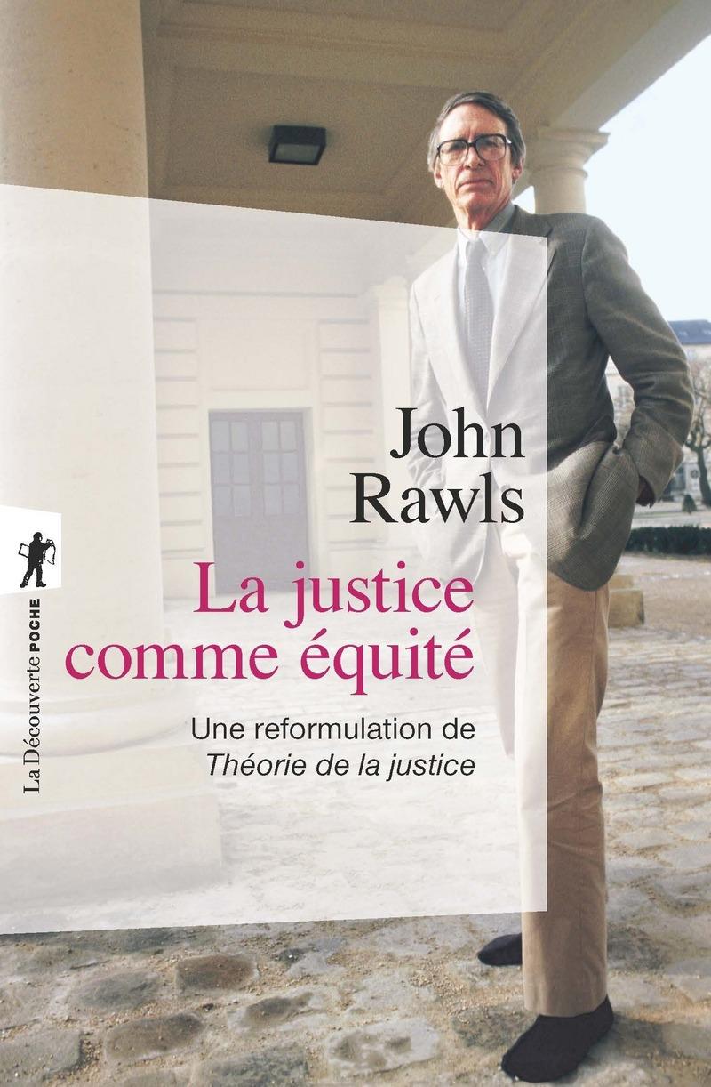 La justice comme équité - John RAWLS