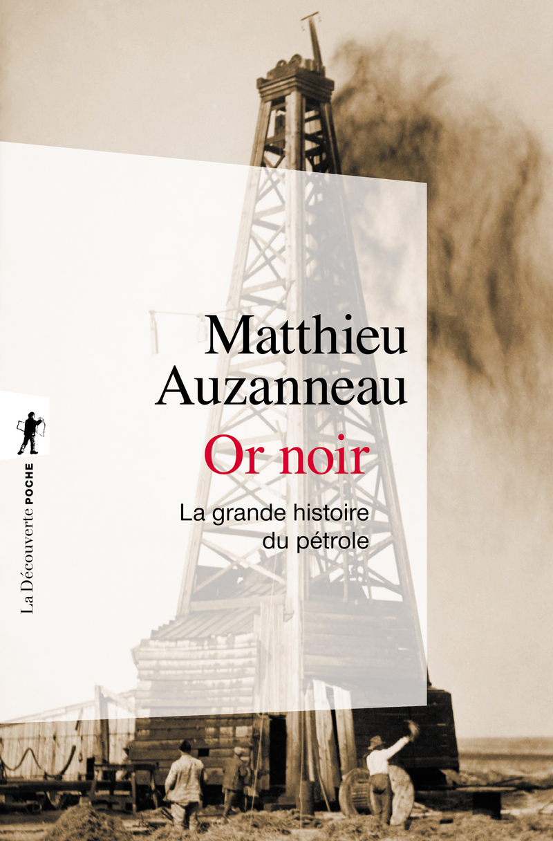 Or noir - Matthieu AUZANNEAU