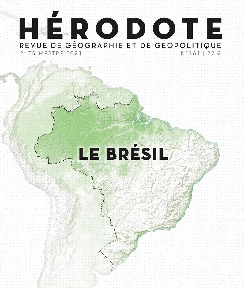 Le Brésil -  REVUE HÉRODOTE