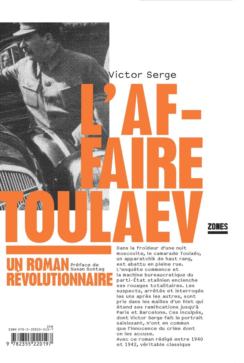 L\'affaire Toulaév