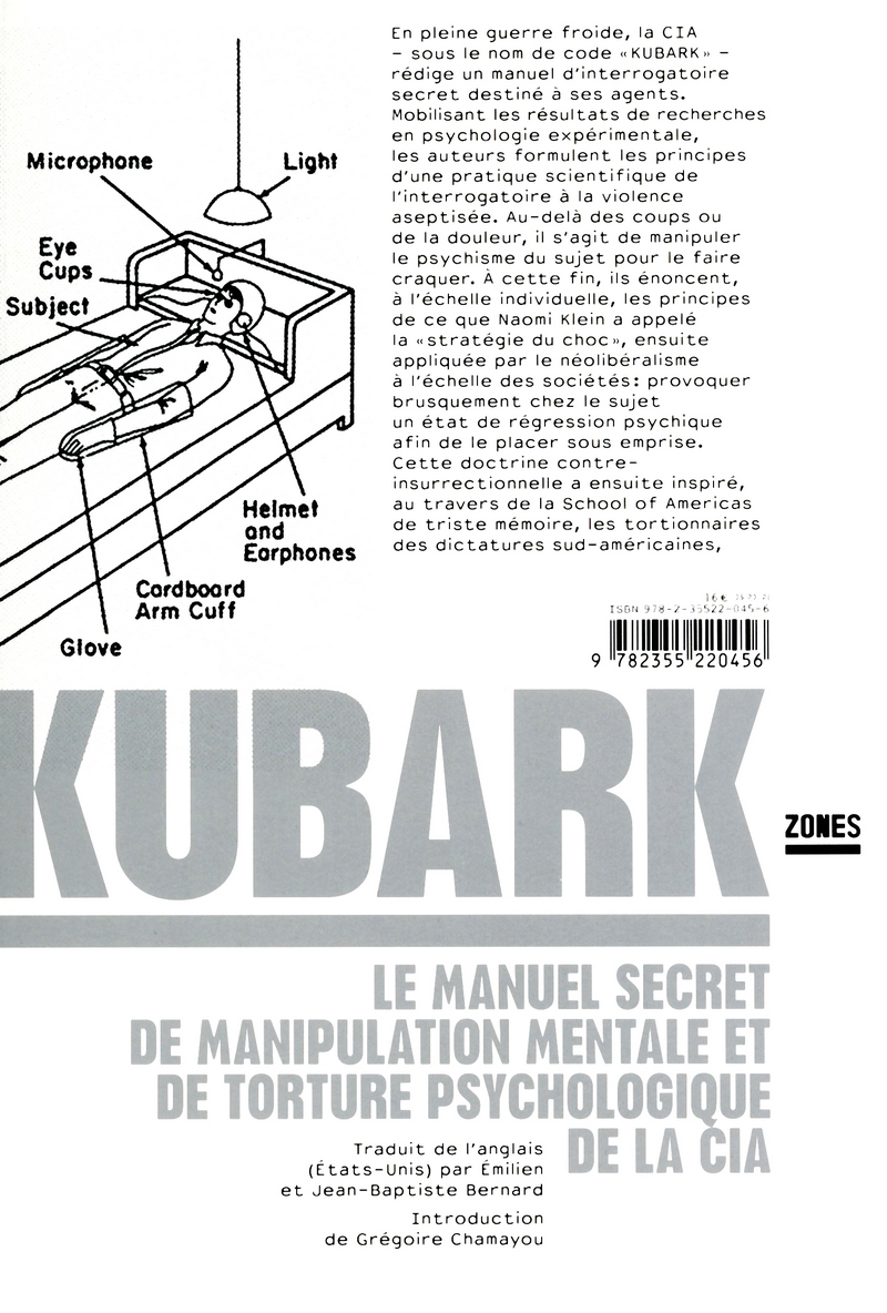 Kubark -  COLLECTIF