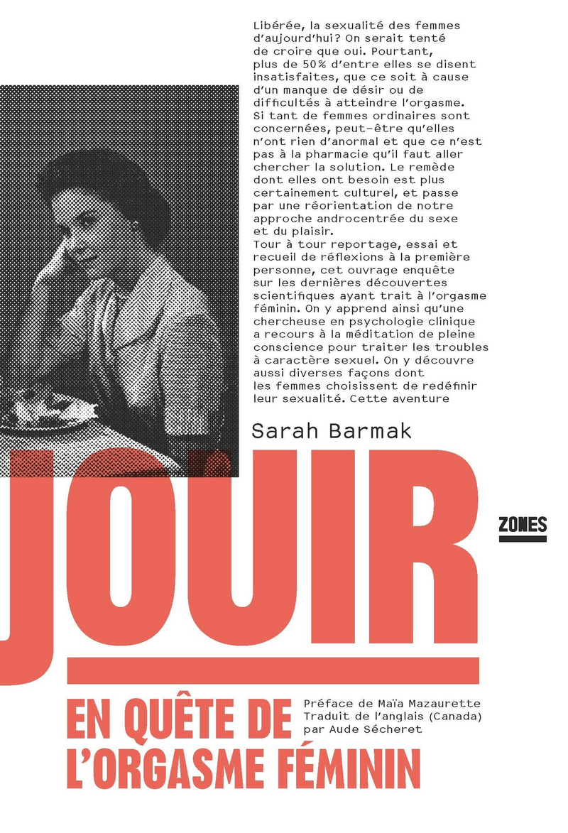 Jouir - Sarah BARMAK