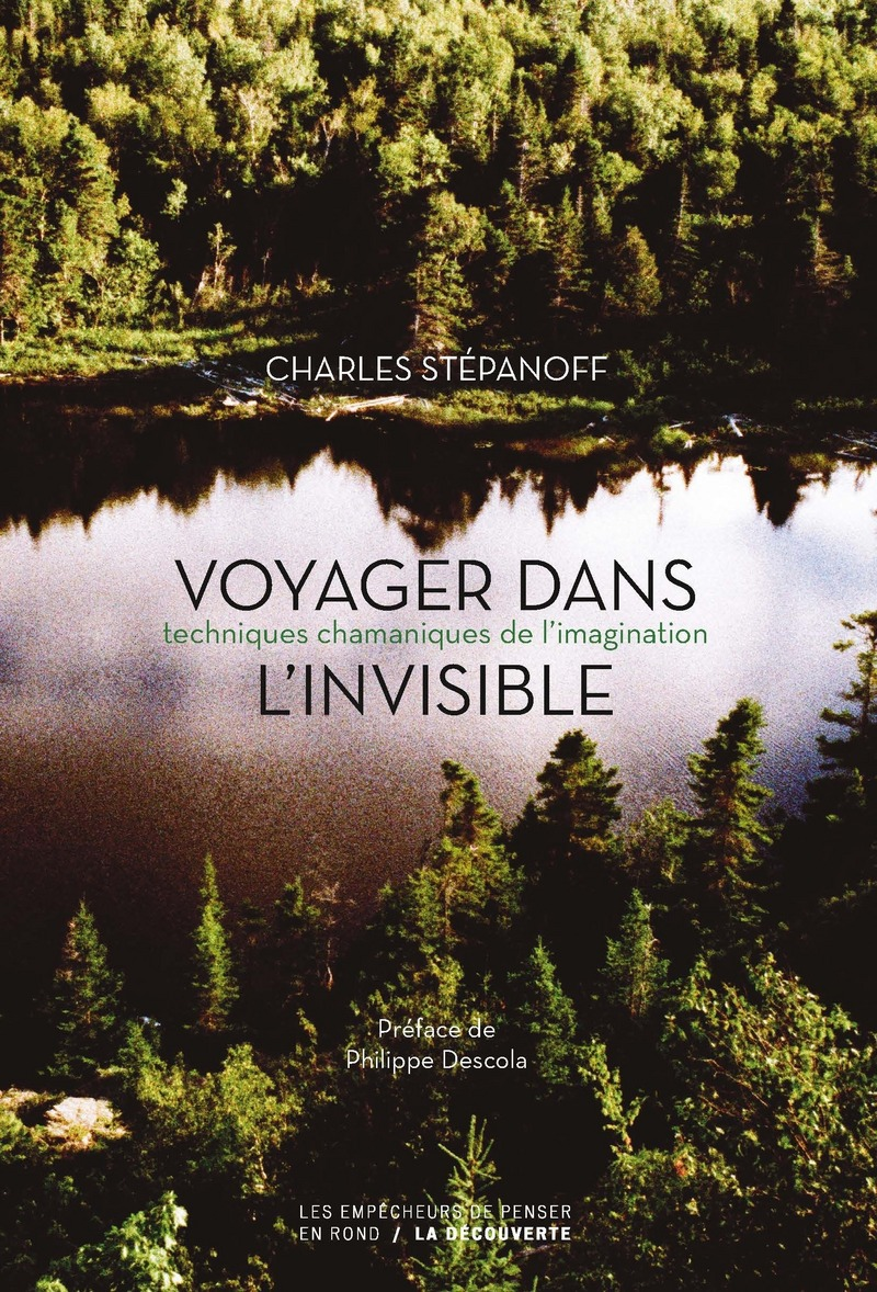 Voyager dans l'invisible - Charles STÉPANOFF