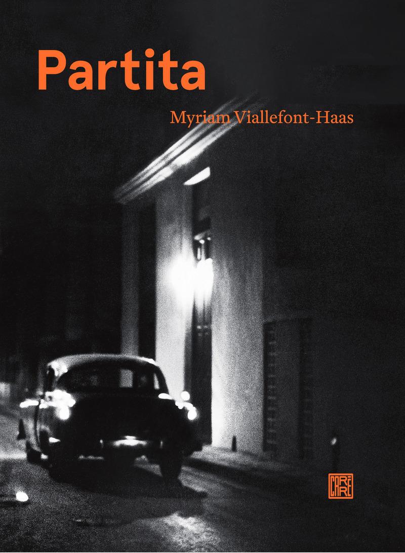 Partita - Myriam VIALLEFONT-HAAS