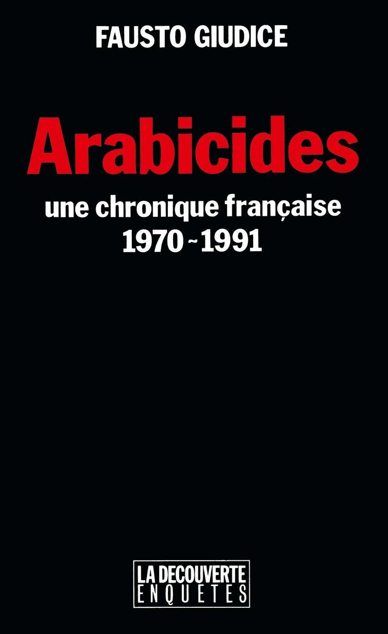 Arabicides - Fausto GIUDICE