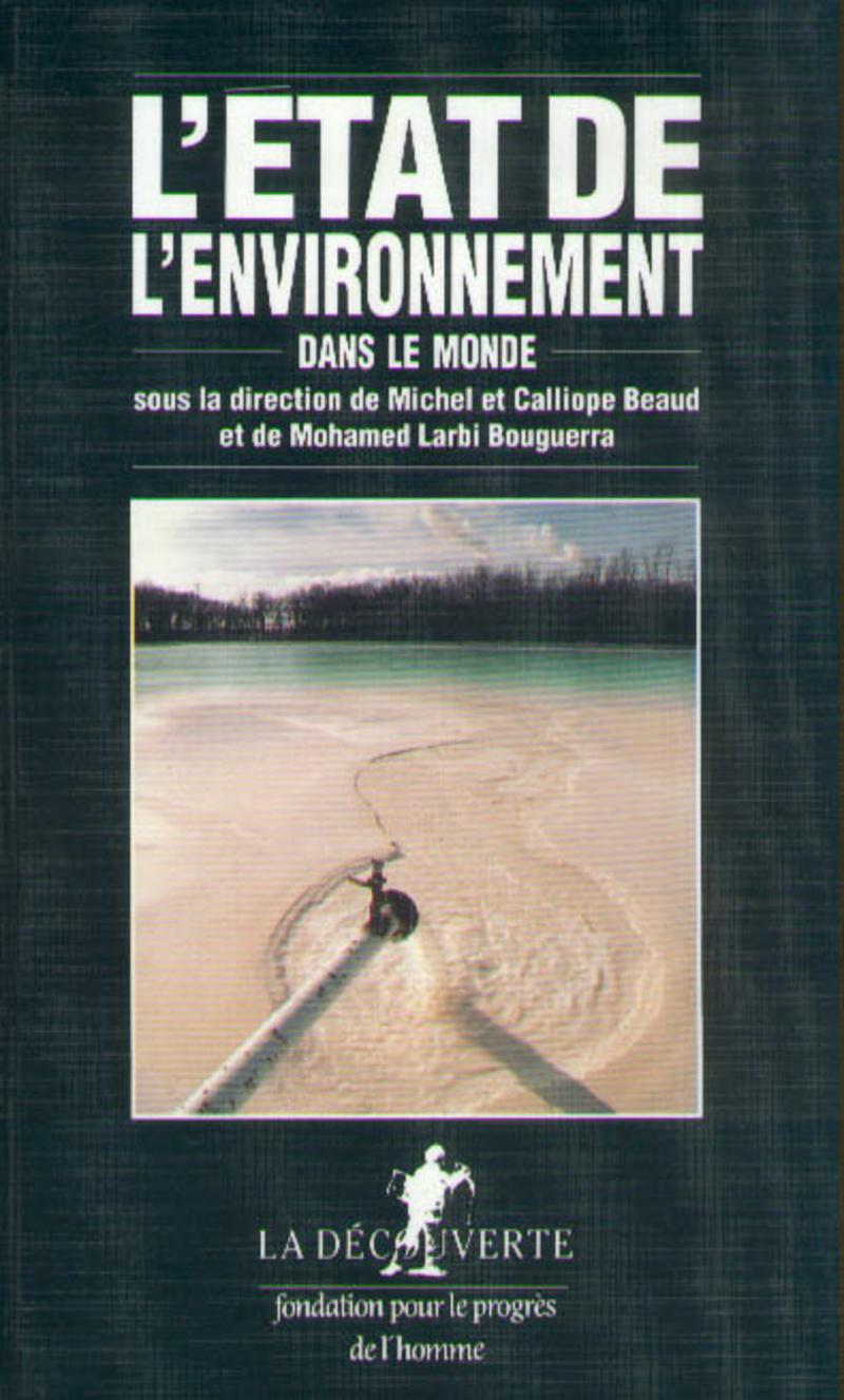 L'état de l'environnement dans le monde - Calliope BEAUD, Michel BEAUD, Mohamed Larbi BOUGUERRA