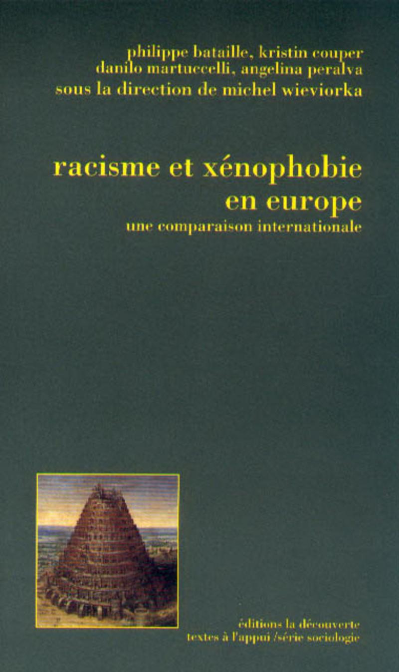 Racisme et xénophobie en Europe - Michel WIEVIORKA