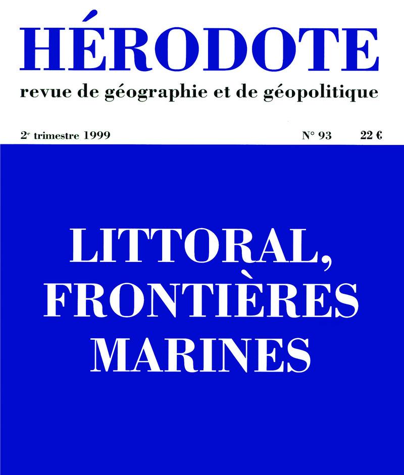 Littoral, frontières marines