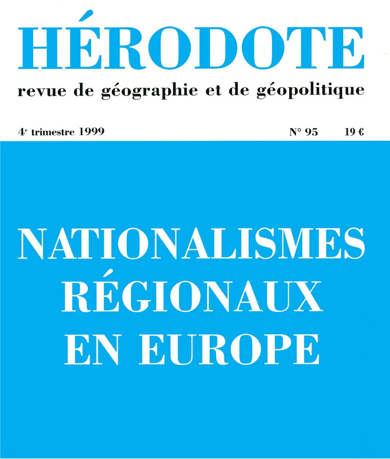 Nationalismes régionaux en Europe