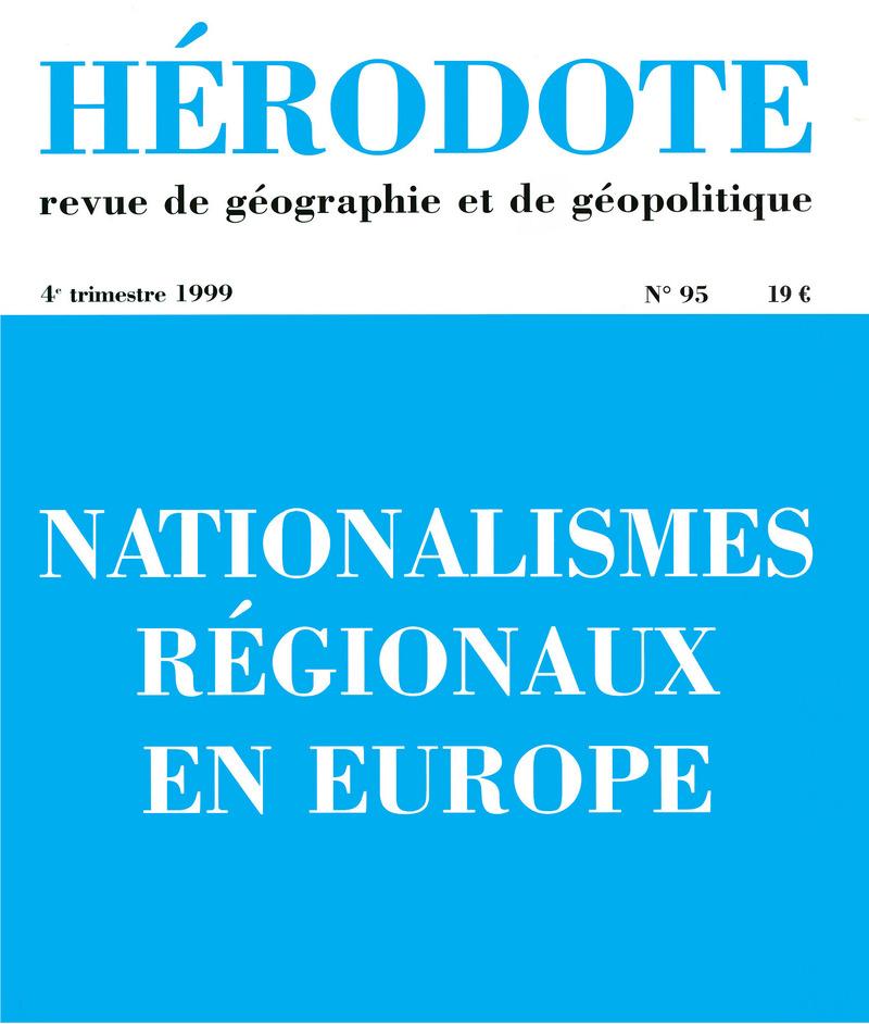 Nationalismes régionaux en Europe