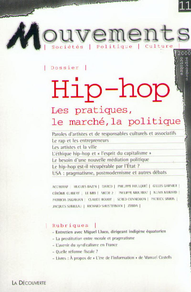 Hip-hop -  REVUE MOUVEMENTS