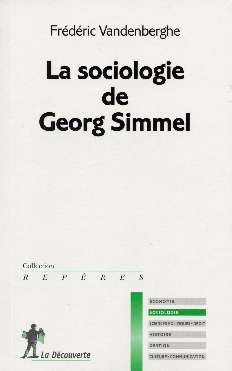La sociologie de Georg Simmel