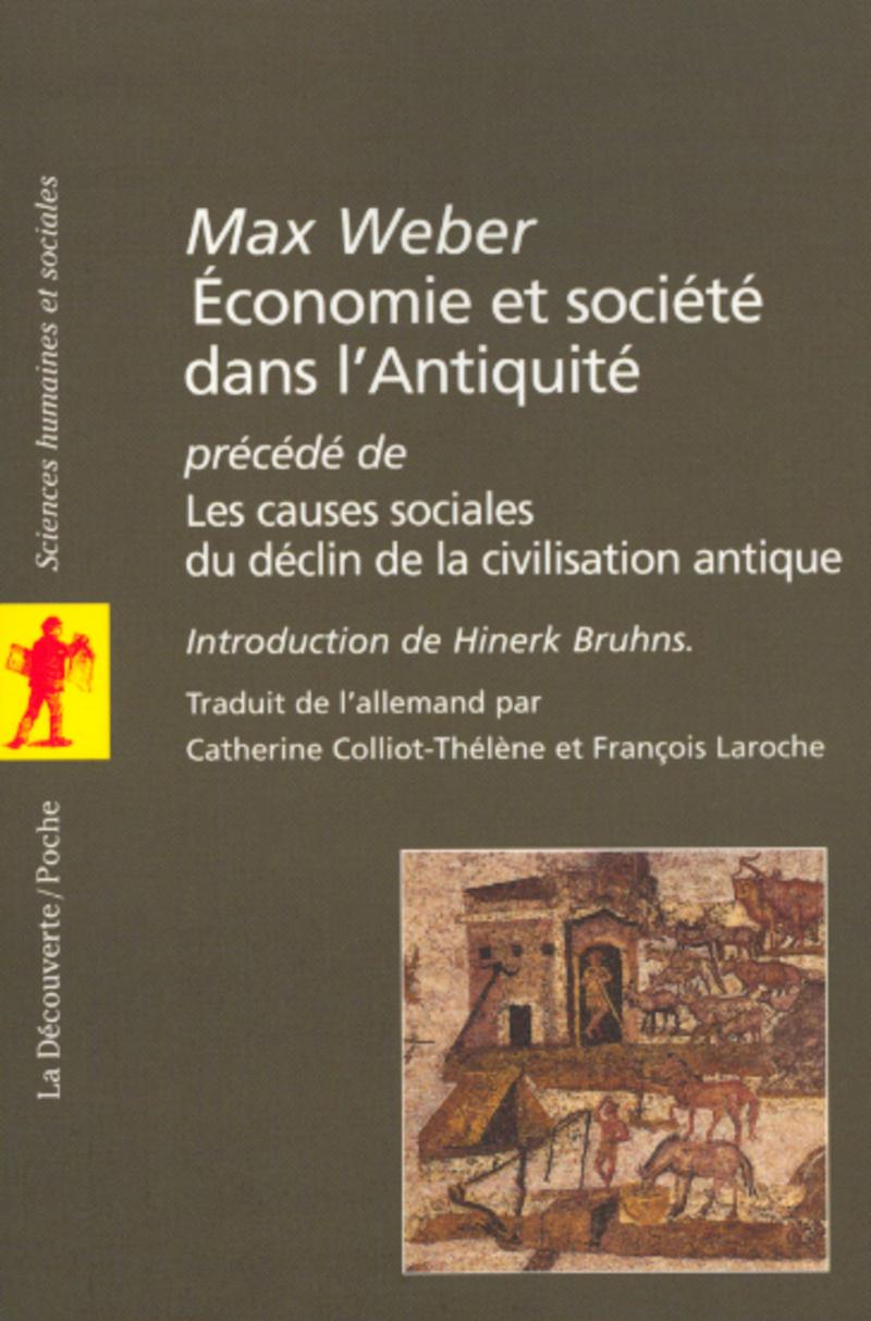 Économie et société dans l\'Antiquité
