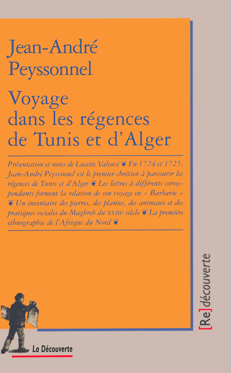 Voyage dans les régences de Tunis et d\'Alger