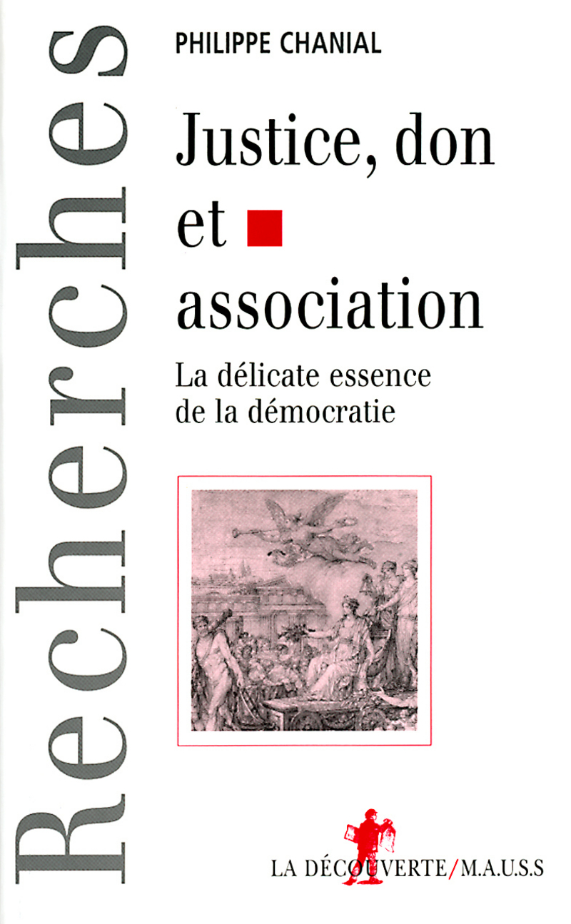 Justice, don et association - Philippe CHANIAL