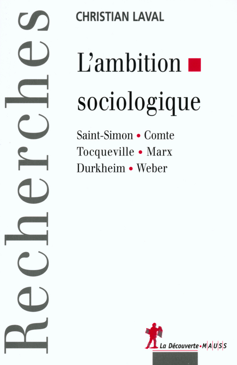 L'ambition sociologique - Christian LAVAL