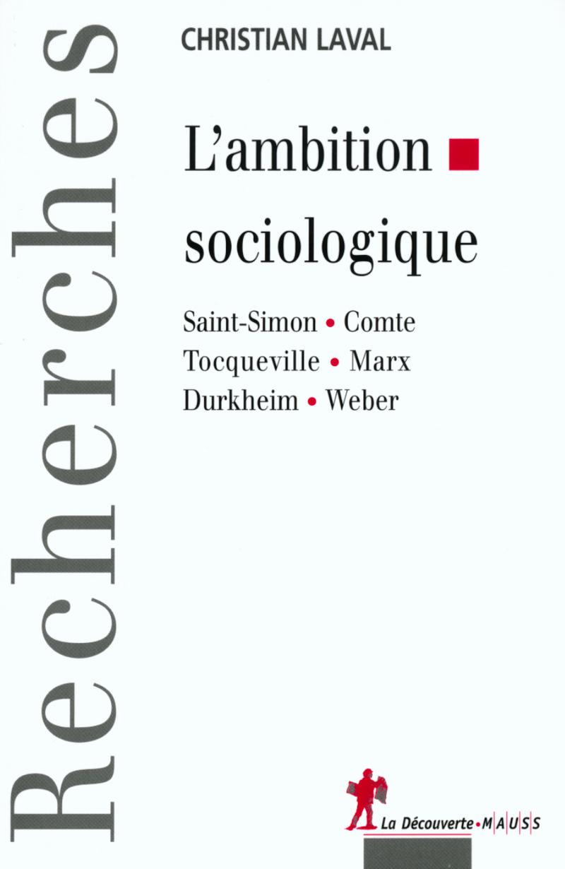 L\'ambition sociologique