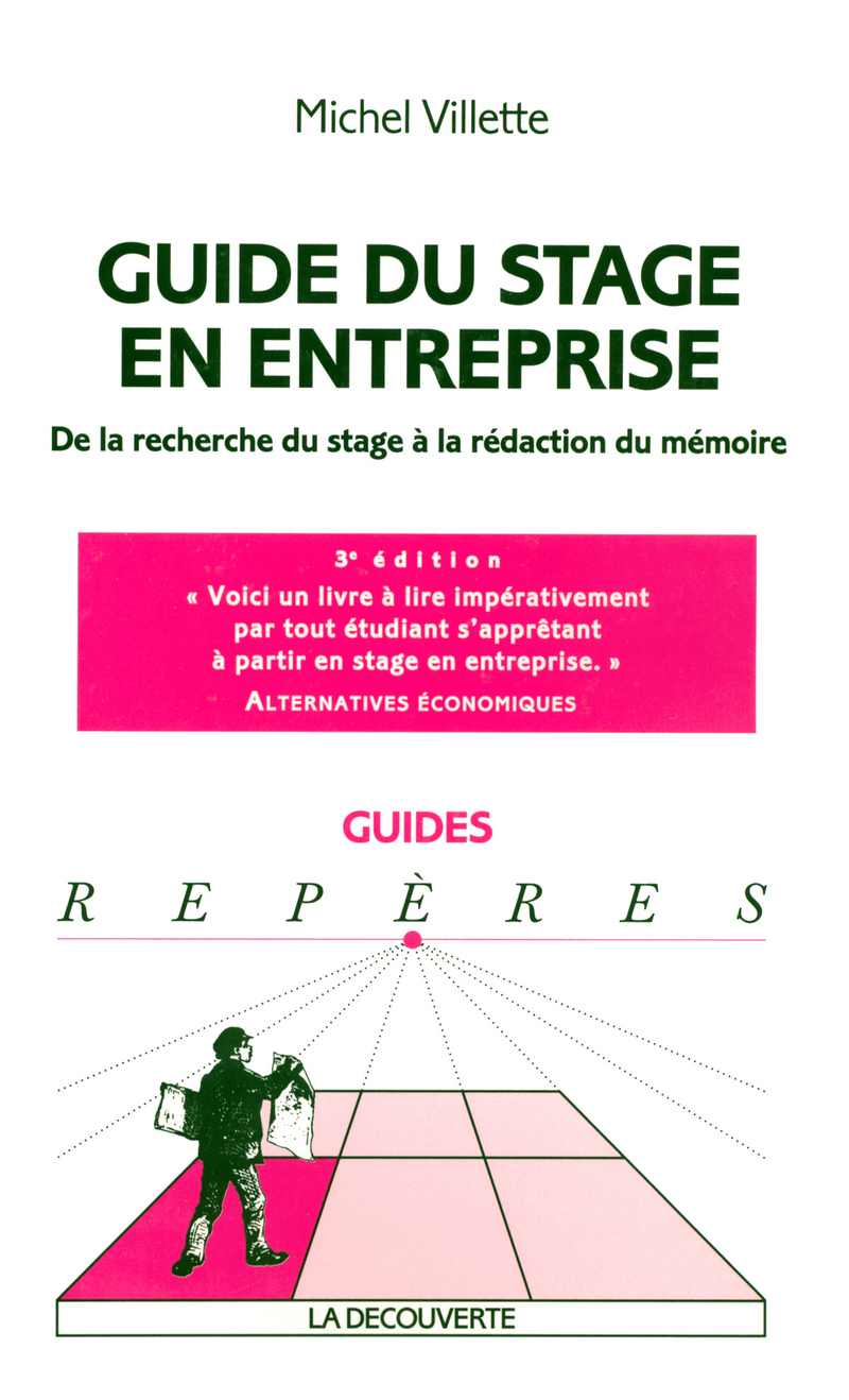 Guide du stage en entreprise - Michel VILLETTE