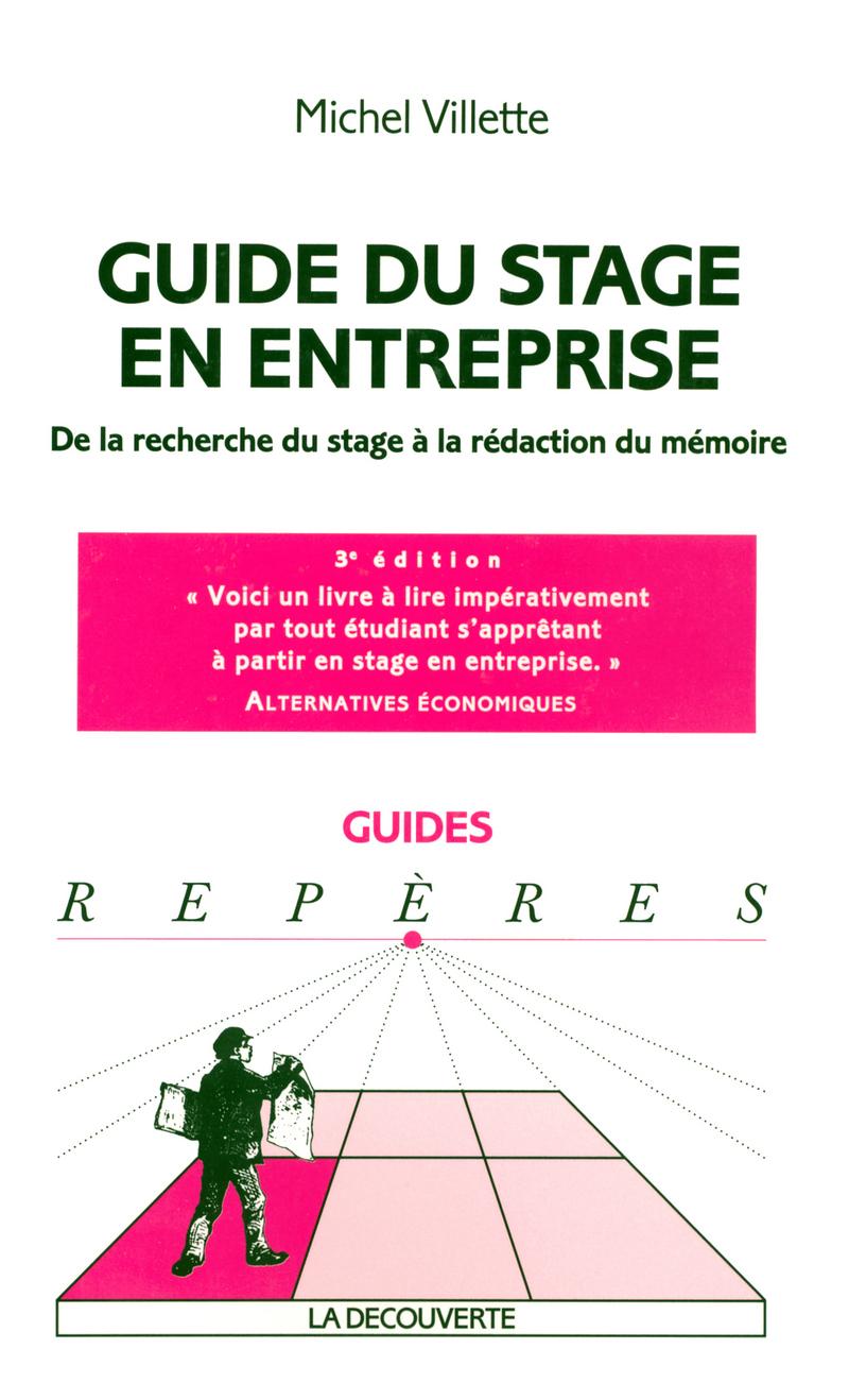 Guide du stage en entreprise - Michel VILLETTE