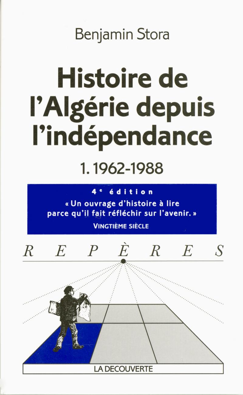 Histoire de l\'Algérie depuis l\'indépendance