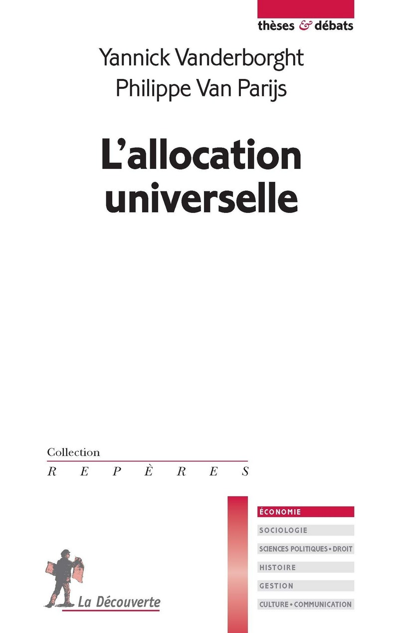L'allocation universelle - Philippe VAN PARIJS , Yannick VANDERBORGHT
