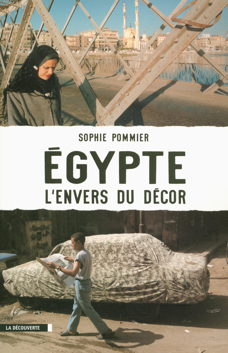 Égypte, l'envers du décor - Sophie POMMIER