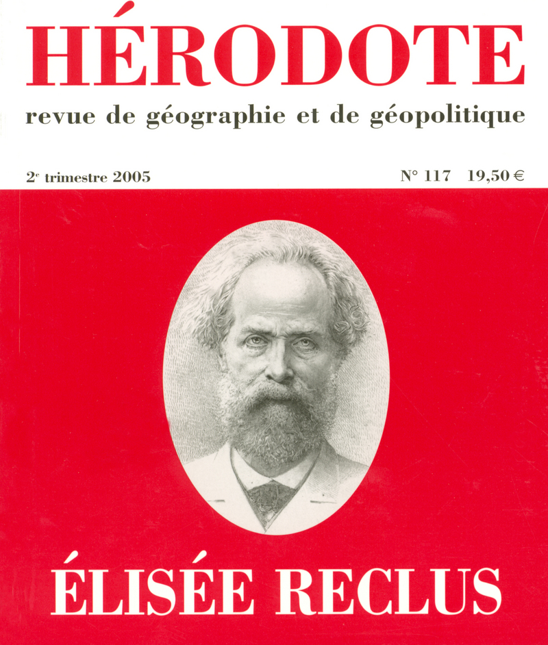 Élisée Reclus -  REVUE HÉRODOTE