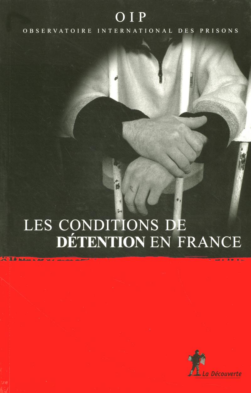 Les conditions de détention en France, rapport 2005